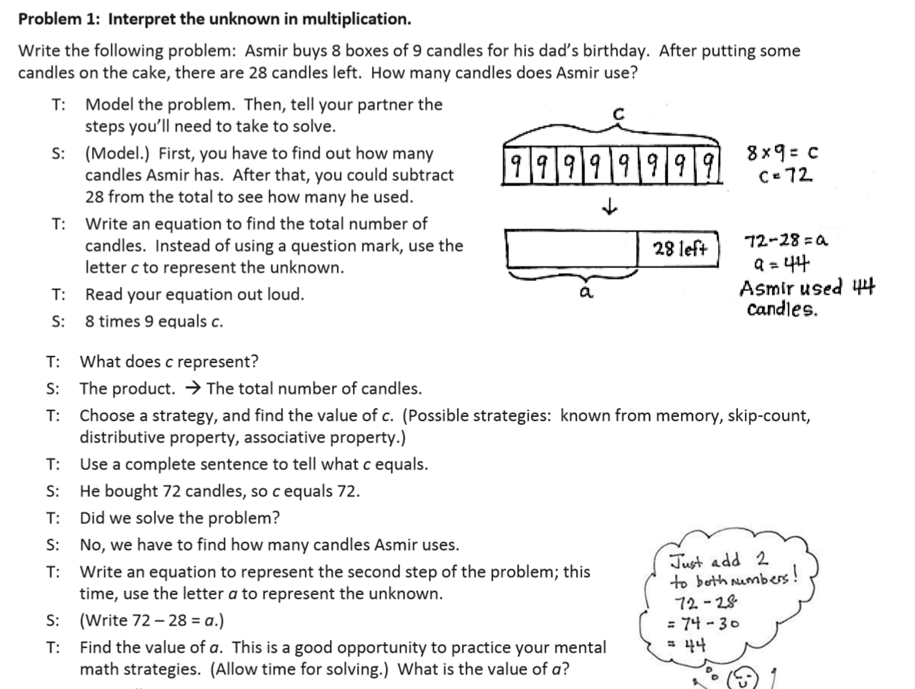 Diagram 2nd Grade Tape Diagram Lesson 9 Full Version Hd Quality Lesson 9 Toeristischedatabase Centroaziende It