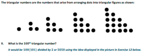 Triangular Numbers